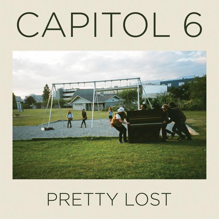 Pretty Lost cover art