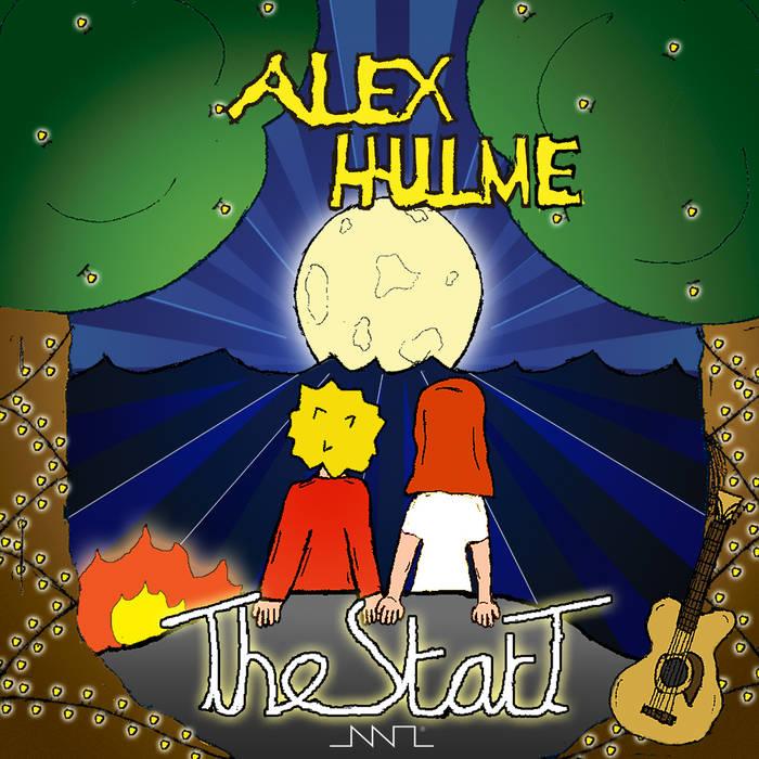 The Start EP cover art