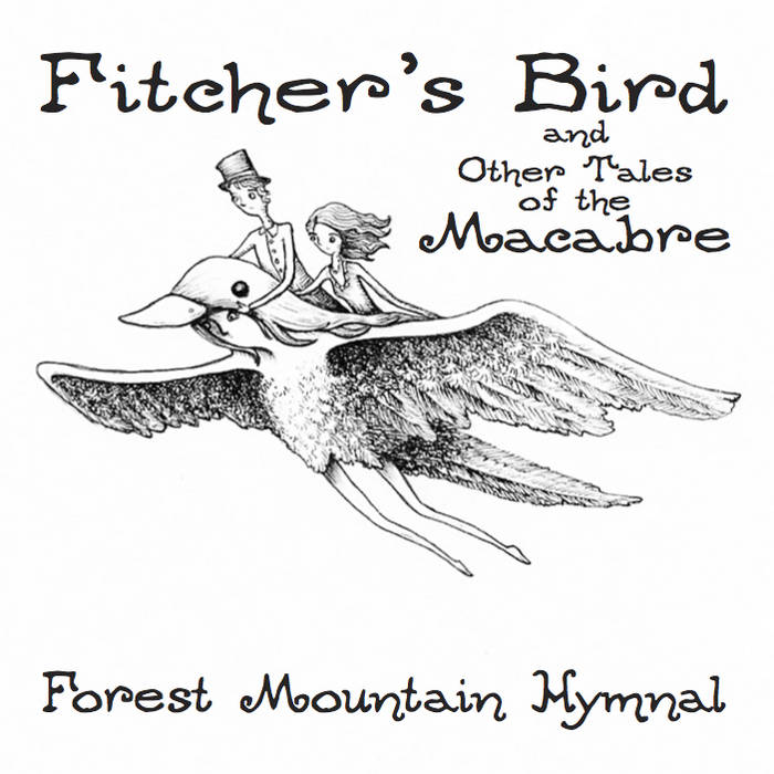 Fitcher's Bird and Other Tales of the Macabre cover art