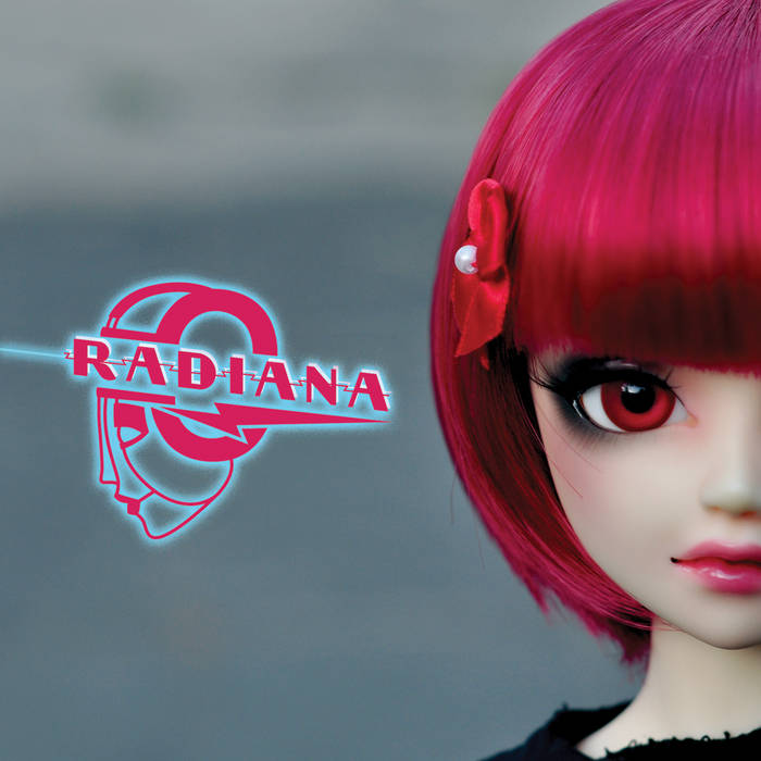 Radiana (featuring Lisa Hammer) cover art