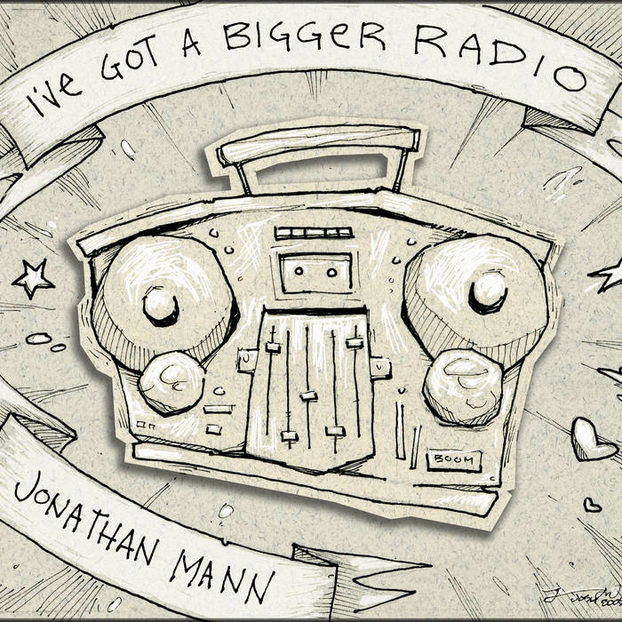 I've Got A Bigger Radio cover art