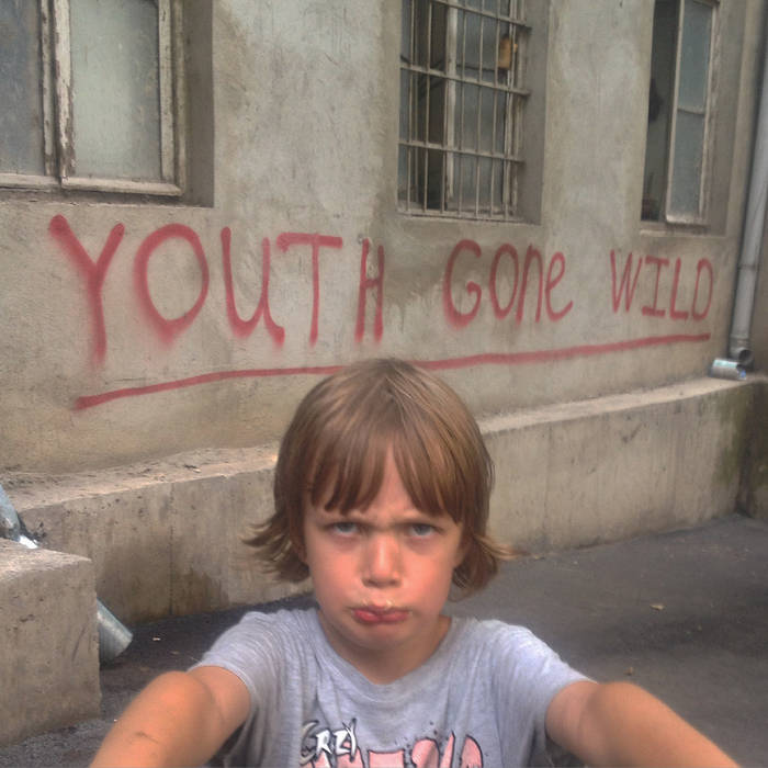 youth gone wild cover art