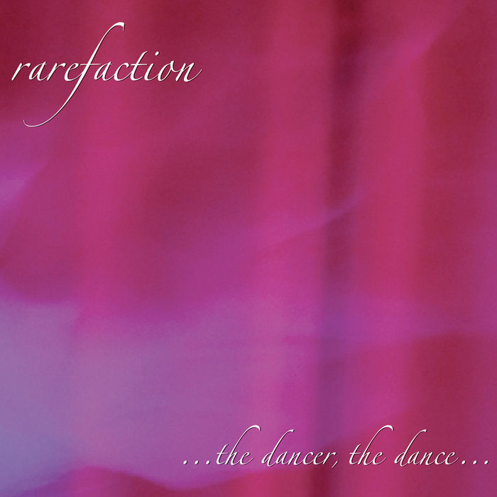 ...the dancer, the dance... cover art