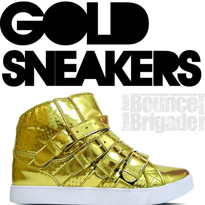 Gold Sneakers cover art