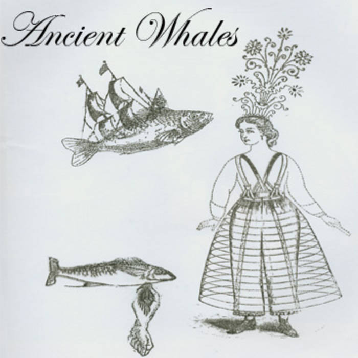 Ancient Whales cover art