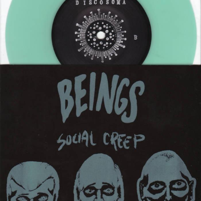Social Creep cover art