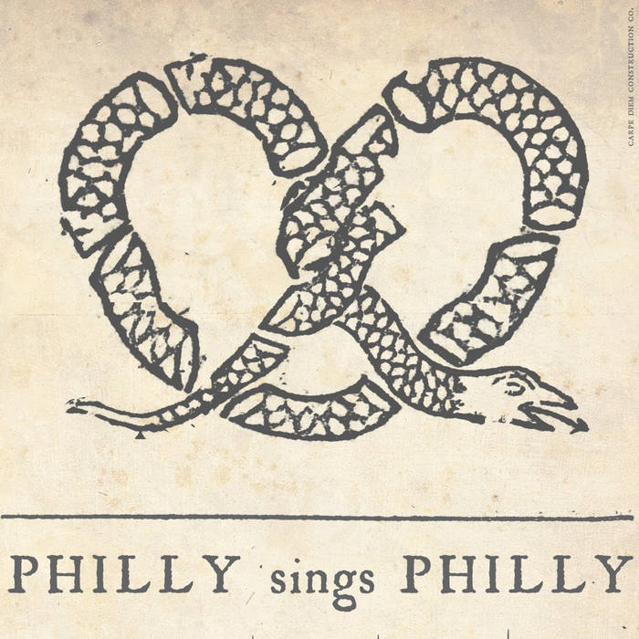 Philly Sings Philly cover art