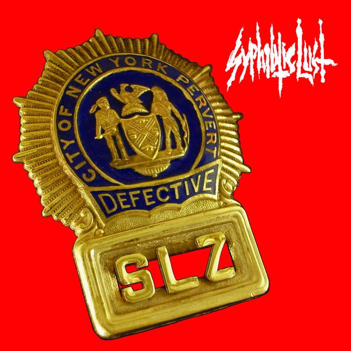 Sleaze Patrol Single cover art