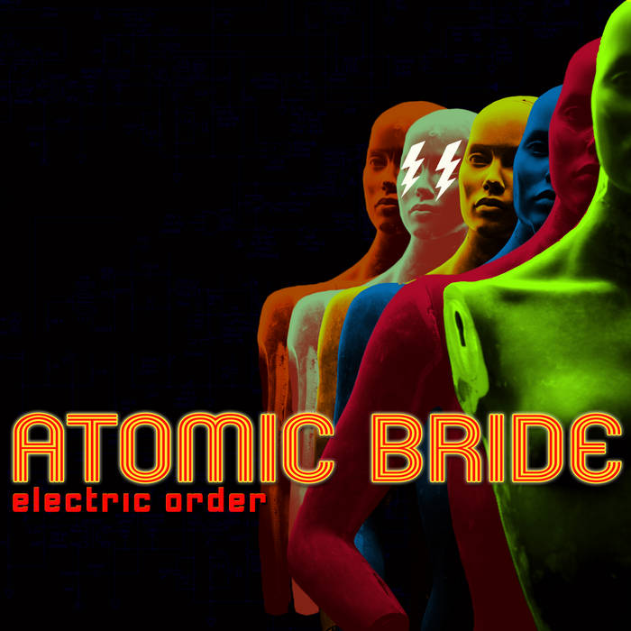 Electric Order cover art