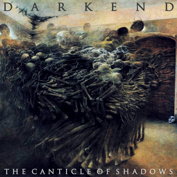 The Canticle Of Shadows cover art