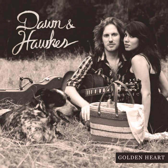 Golden Heart cover art