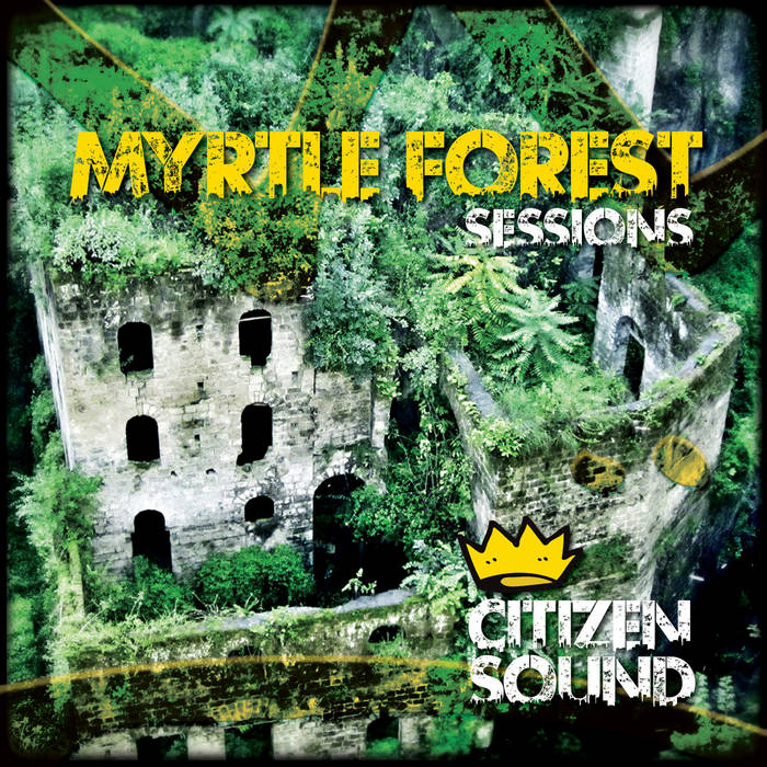 Myrtle Forest Sessions cover art