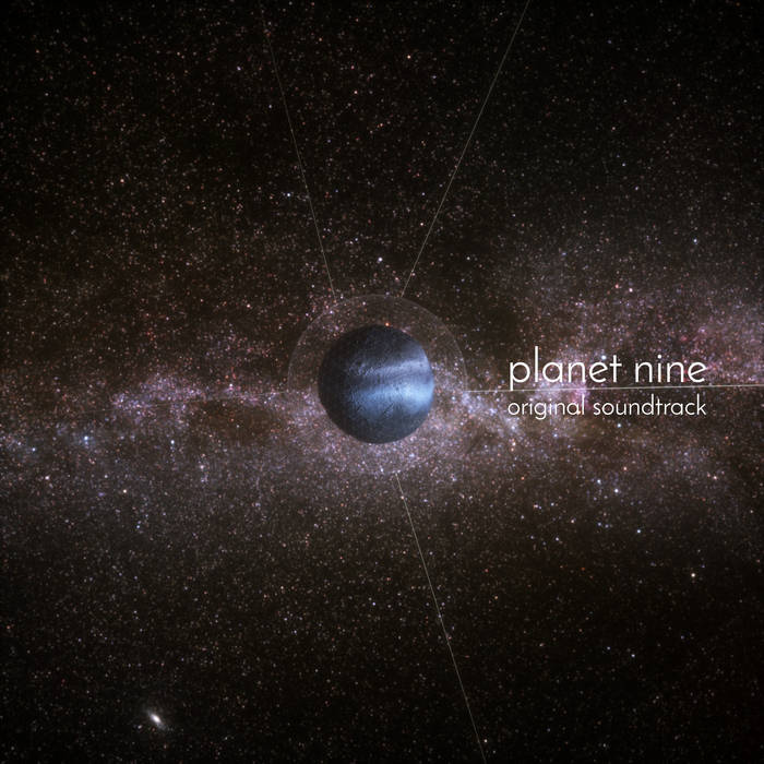 Planet Nine (Original Soundtrack) cover art