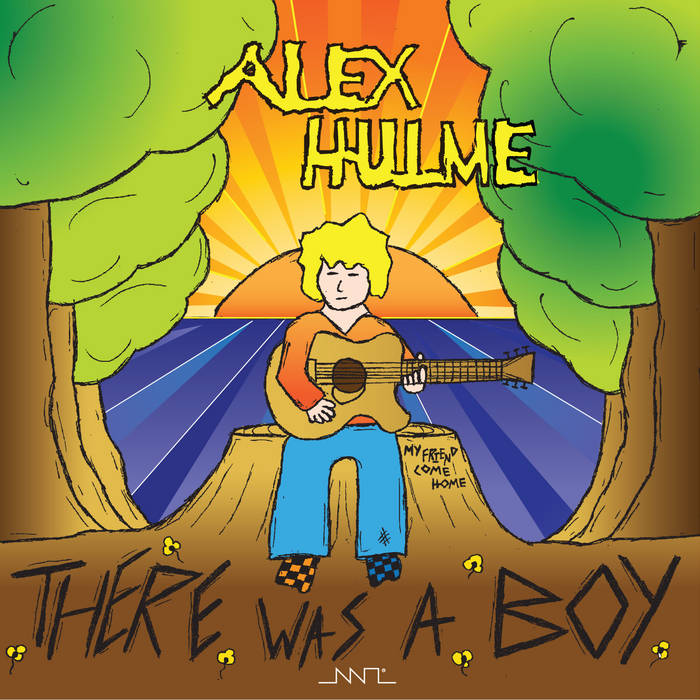 There Was A Boy cover art
