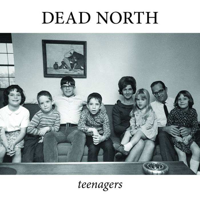 Teenagers cover art