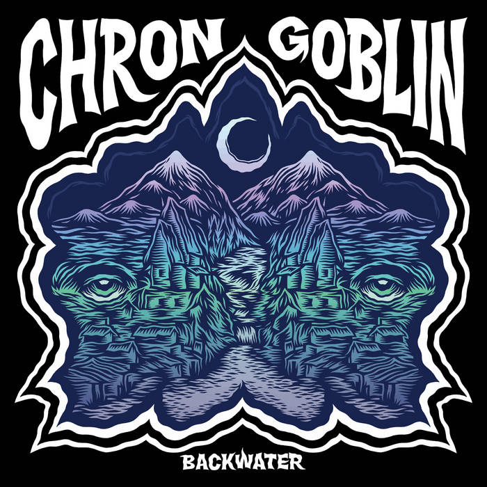 Backwater cover art
