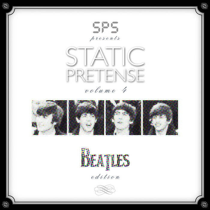 Static Pretense, Vol.4: Beatles Edition cover art
