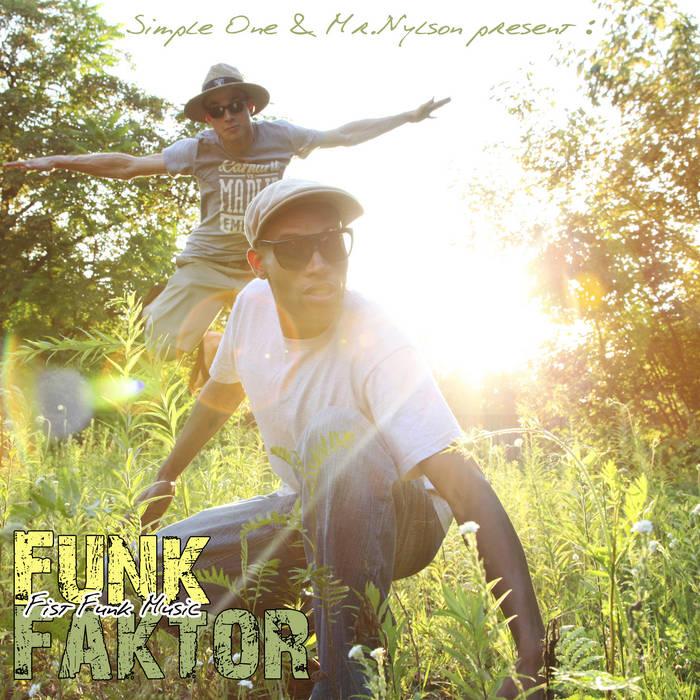 """Funk Faktor"" cover art"