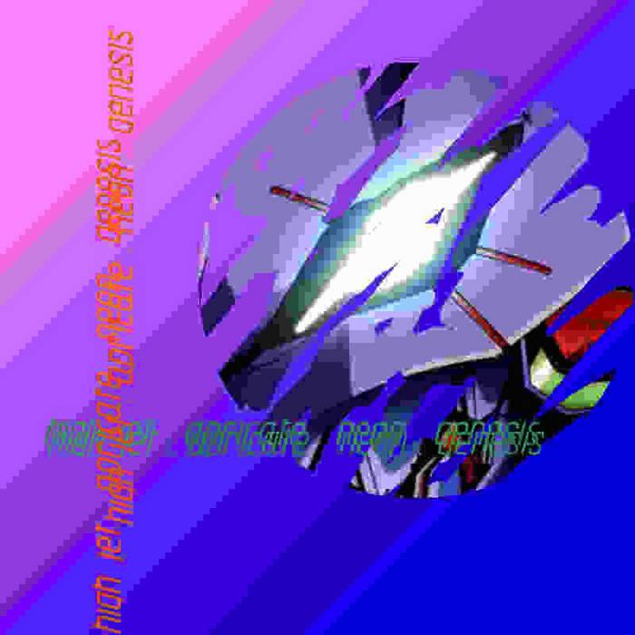 neon genesis cover art