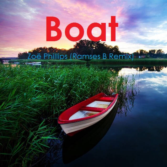 Boat (Remix & Instrumental) cover art