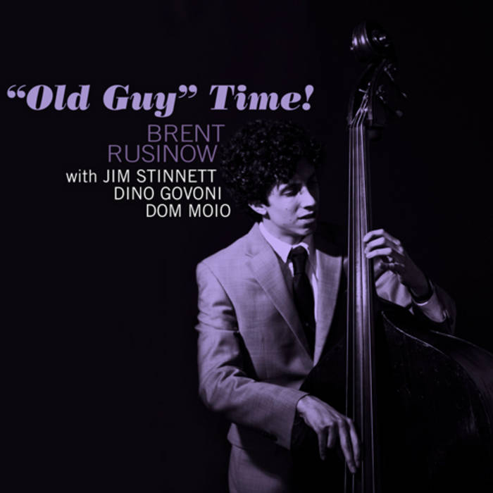 """Old Guy"" Time! cover art"