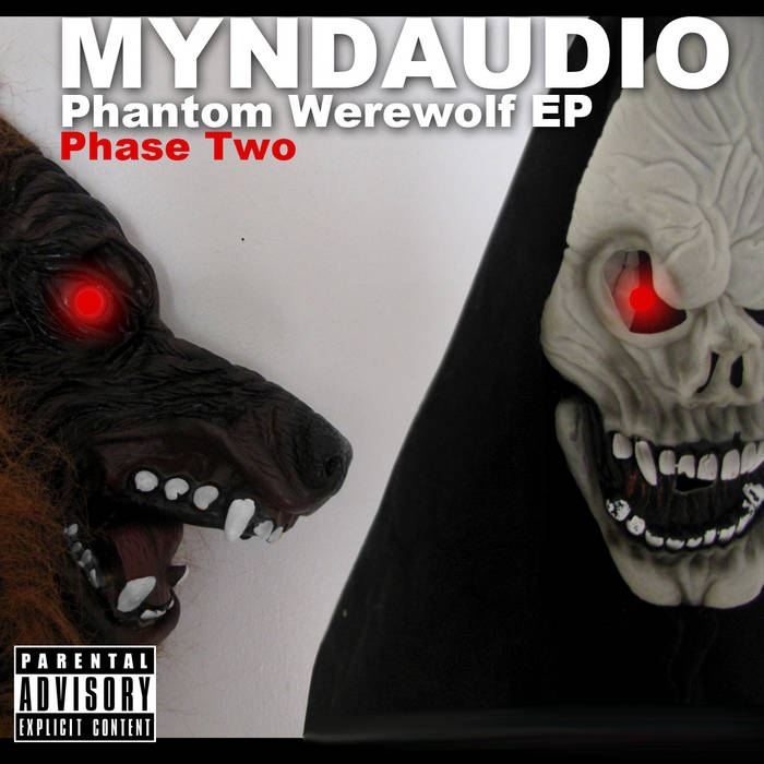 Phantom Werewolf EP: Phase Two cover art