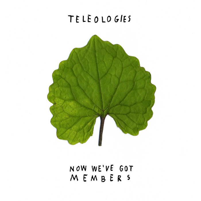 Teleologies cover art