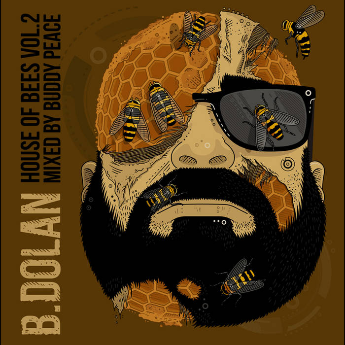 HOUSE OF BEES VOL.2 cover art