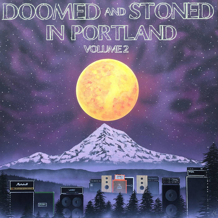 Doomed & Stoned in Portland II cover art