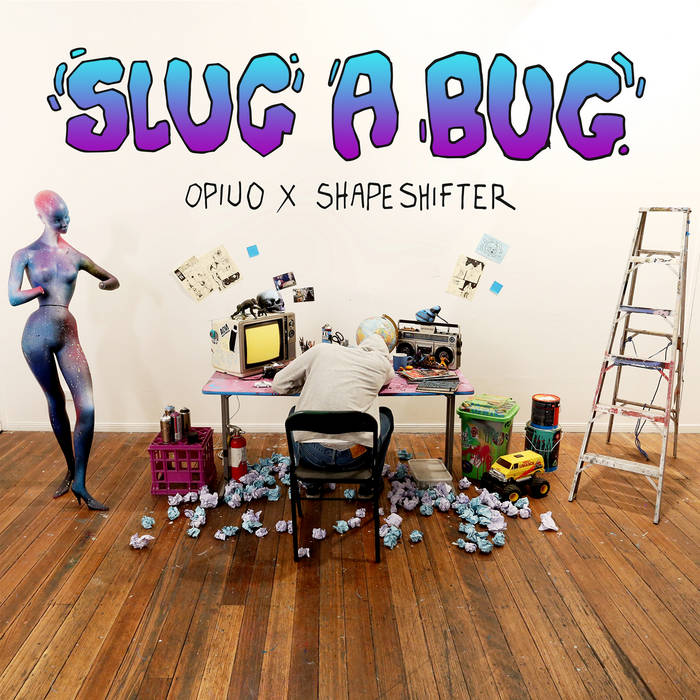 Slug A Bug EP cover art