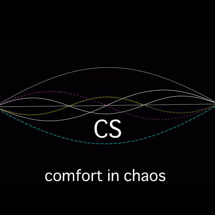 comfort in chaos cover art
