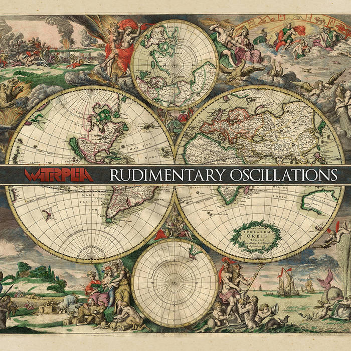 Rudimentary Oscillations cover art