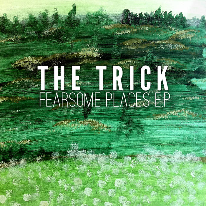 Fearsome Places EP cover art