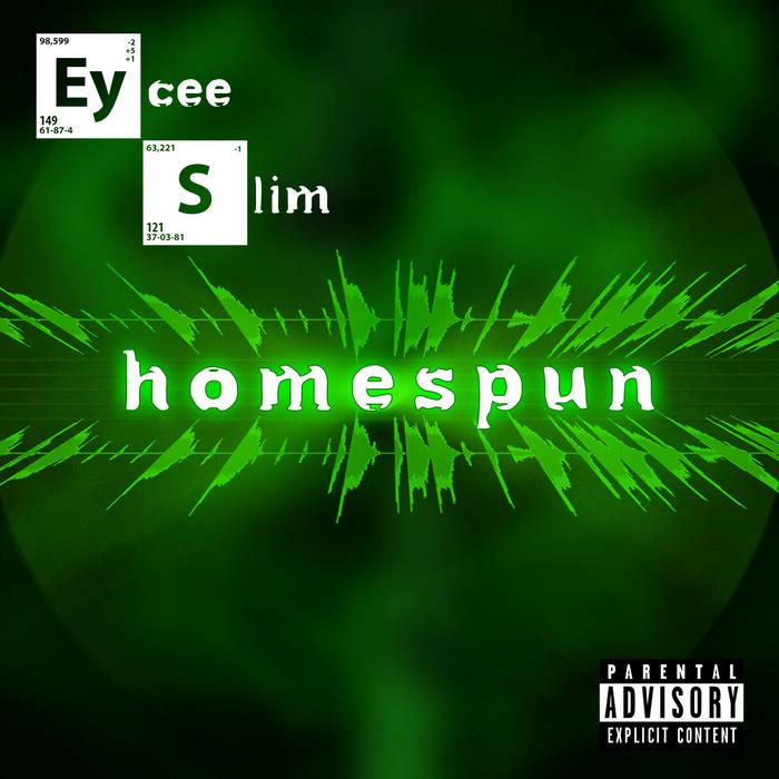 Homespun cover art