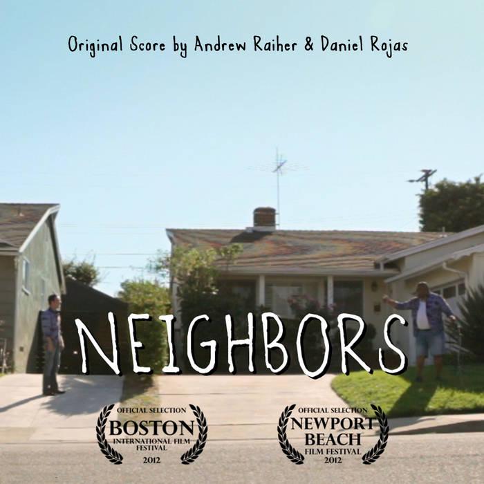 Neighbors (Original Score) cover art