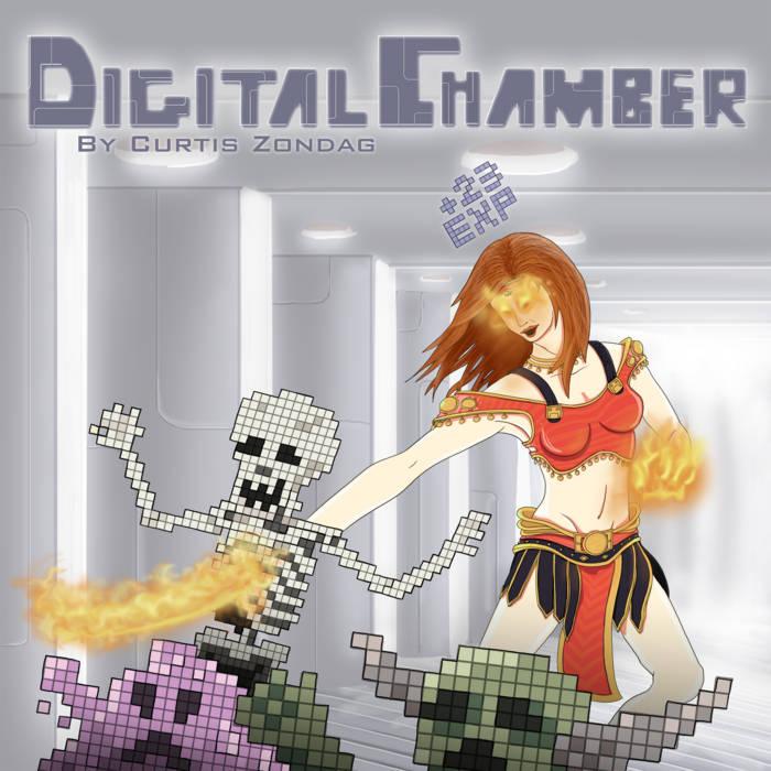 Digital Chamber cover art
