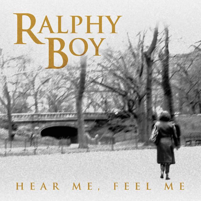 HEAR ME, FEEL ME [ALBUM] cover art