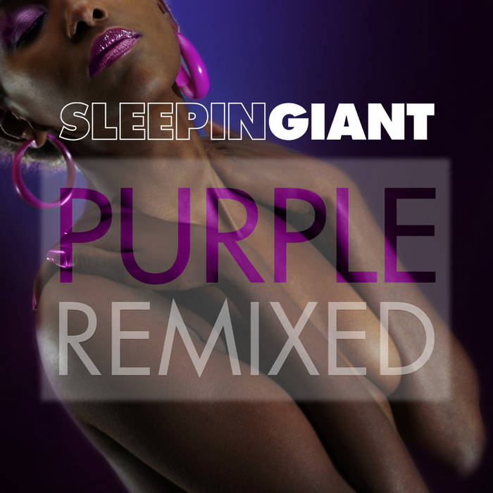Purple Remixed cover art