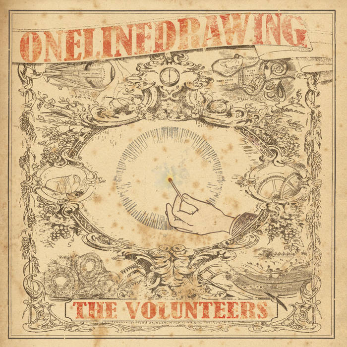 Volunteers cover art