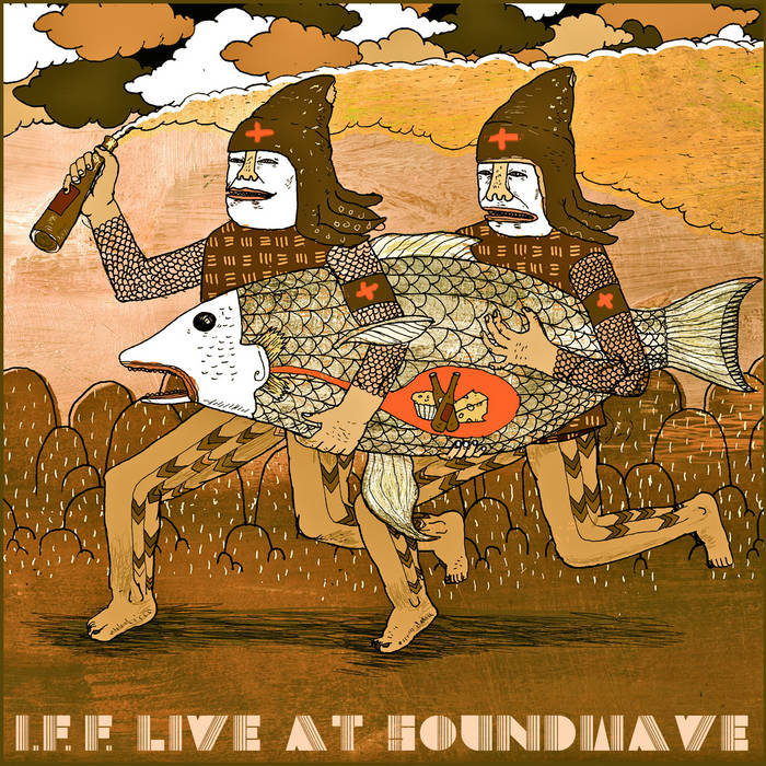 Live At Soundwave cover art