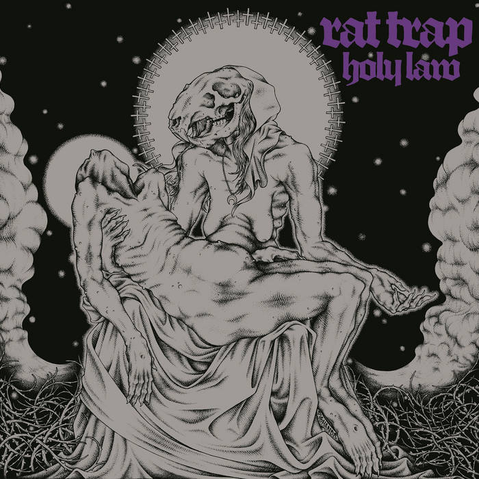 HOLY LAW cover art