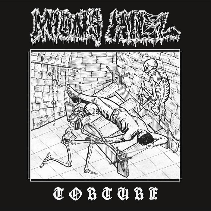 Torture cover art