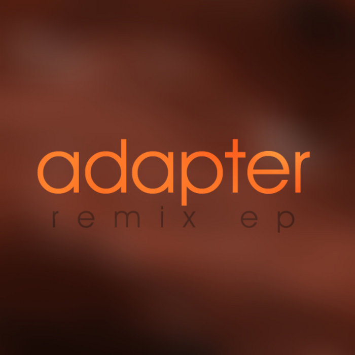 Adapter EP cover art