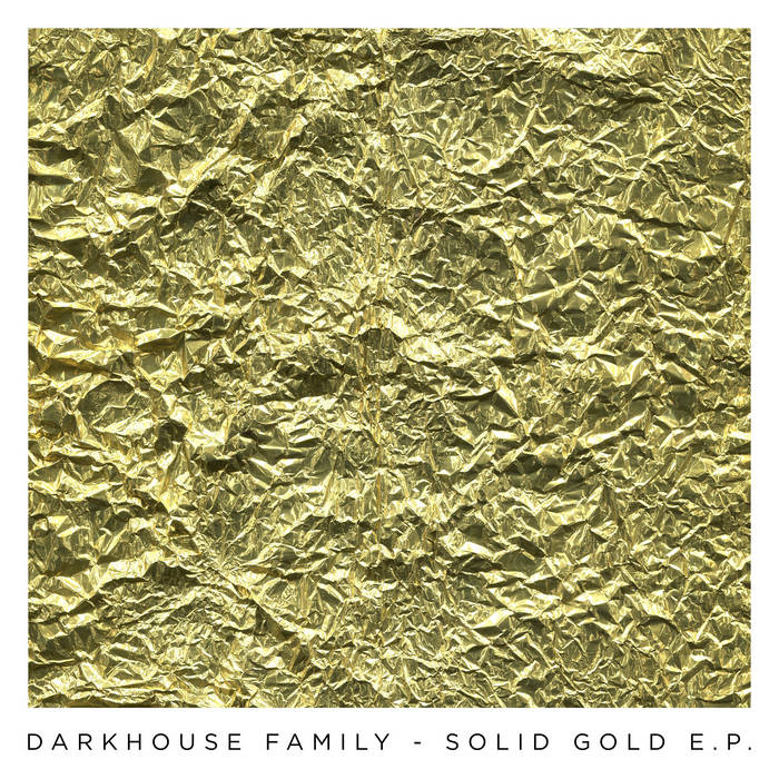 Solid Gold EP cover art