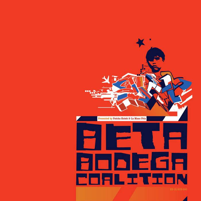 Beta Bodega Coalition 2K12 cover art