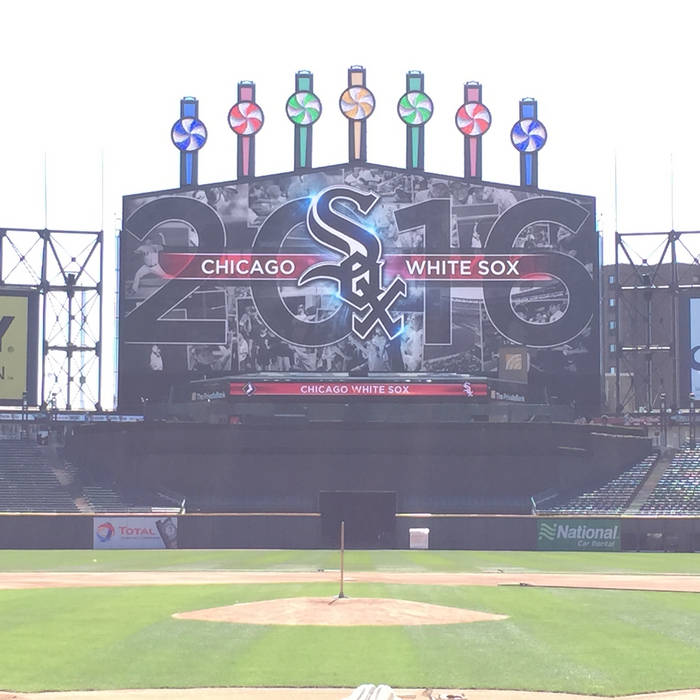 White Sox 2016 cover art