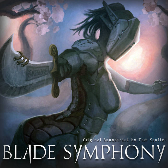 Blade Symphony Official Sountrack cover art