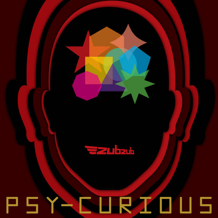 Psy-Curious cover art