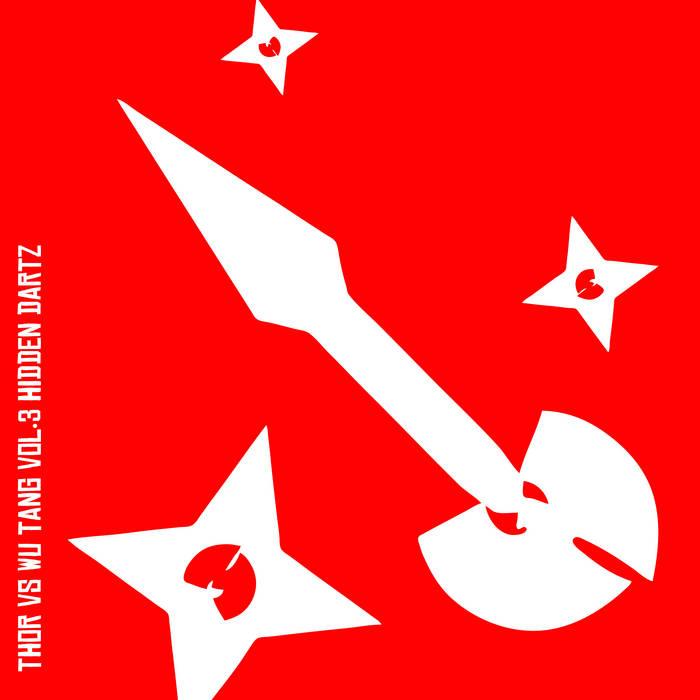 Thor vs Wu-Tang Vol.3 cover art