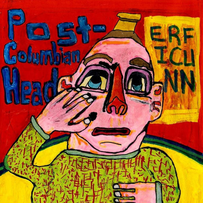 Post-Columbian Head cover art